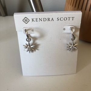 Kendra Scott Starburst Charm Earrings